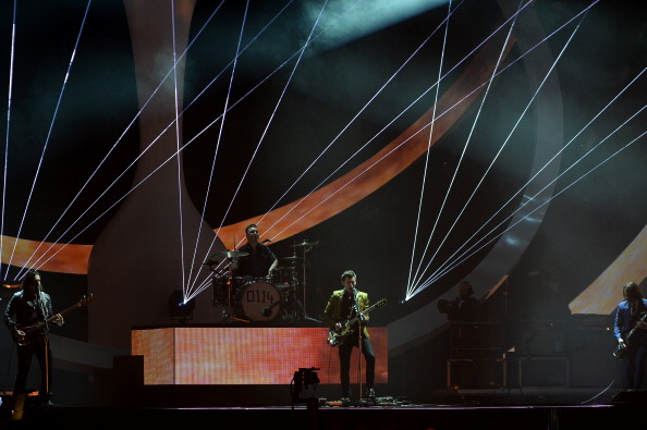 Ian Gavan「The BRIT Awards 2014 - Show」:写真・画像(8)[壁紙.com]
