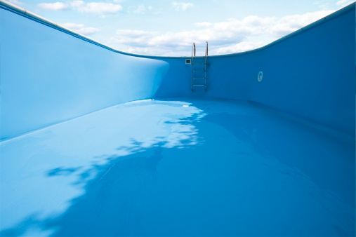 Swimming Pool「Empty swimming pool, close-up」:スマホ壁紙(11)