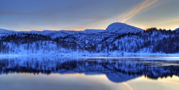 スノーボード「Snowy mountains」:スマホ壁紙(2)