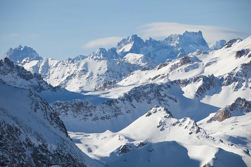 スノーボード「スノーイ山脈」:スマホ壁紙(11)