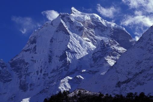 Khumbu「Snowy mountain peak」:スマホ壁紙(18)