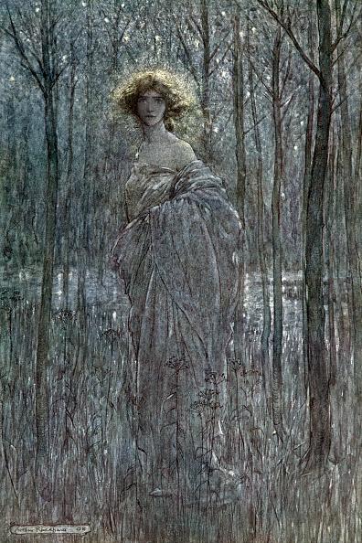 Elizabethan Style「A Midsummer Night's Dream」:写真・画像(4)[壁紙.com]