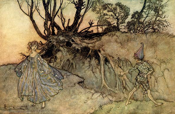 Elizabethan Style「A Midsummer Night's Dream」:写真・画像(0)[壁紙.com]