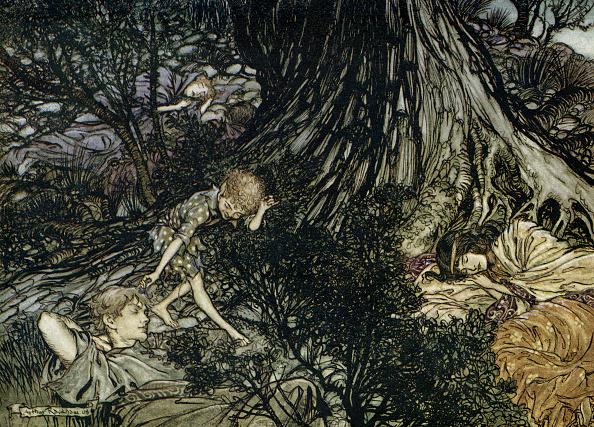 Elizabethan Style「A Midsummer Night's Dream」:写真・画像(2)[壁紙.com]