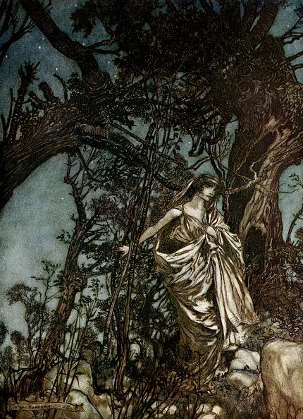 Elizabethan Style「A Midsummer Night's Dream」:写真・画像(1)[壁紙.com]