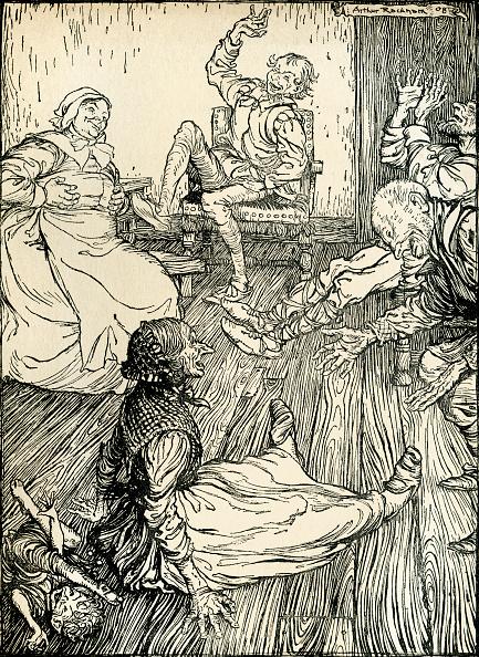 Elizabethan Style「A Midsummer Night's Dream」:写真・画像(6)[壁紙.com]