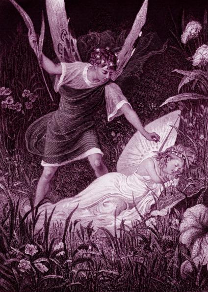 Elizabethan Style「A Midsummer Night 's Dream scene」:写真・画像(16)[壁紙.com]