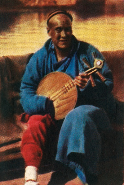 Tradition「Travelling Musician」:写真・画像(6)[壁紙.com]