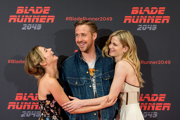 登場「Barcelona Photo Call - 'BLADE RUNNER 2049'」:写真・画像(2)[壁紙.com]