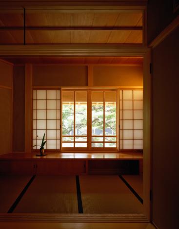 Feng Shui「Room in a Japanese Home」:スマホ壁紙(1)