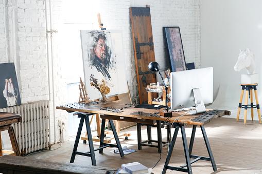 Art「studio」:スマホ壁紙(13)