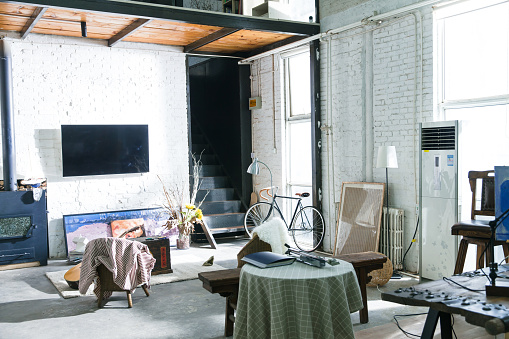 Small Office「studio」:スマホ壁紙(14)