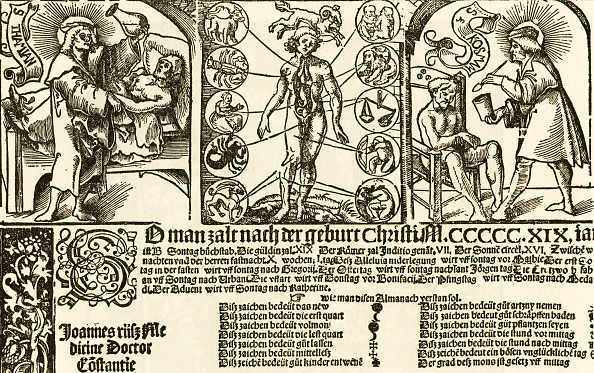 Renaissance「Headpiece of a Wall Almanac」:写真・画像(1)[壁紙.com]