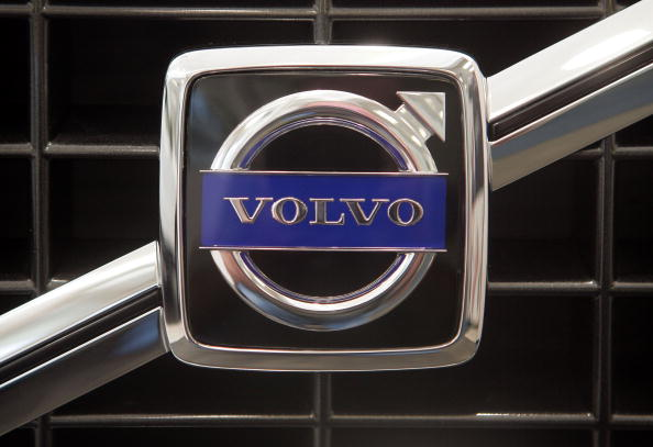 Volvo「Ford Reports Profit For First Time In Two Years」:写真・画像(0)[壁紙.com]