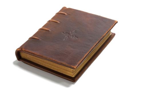Hardcover Book「Old  brown book」:スマホ壁紙(7)