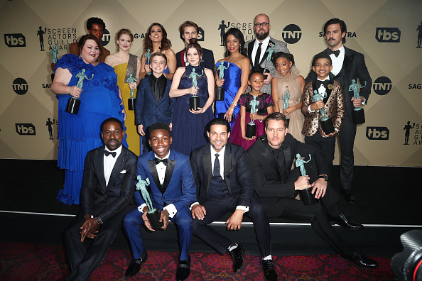24th Screen Actors Guild Awards「24th Annual Screen Actors Guild Awards - Press Room」:写真・画像(9)[壁紙.com]
