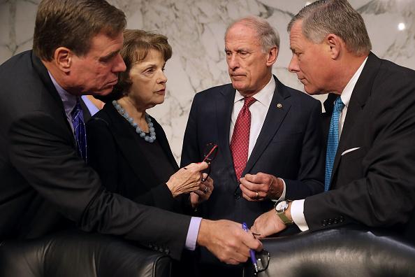 Chairperson「Director Of  Nat'l Geospatial Intelligence Agency Testifies At Senate Hearing」:写真・画像(15)[壁紙.com]