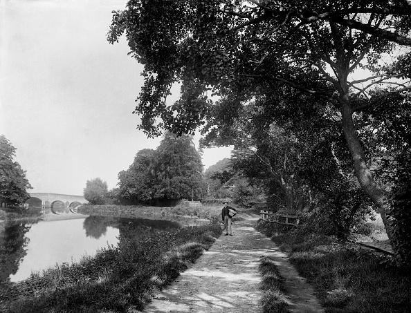 1880-1889「Towpath Beside The River Thames」:写真・画像(14)[壁紙.com]