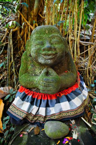 Satisfaction「Statue in Monkey Forest Bali.」:スマホ壁紙(15)