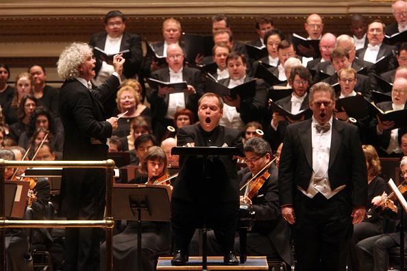Classical Concert「Simon Rattle」:写真・画像(13)[壁紙.com]