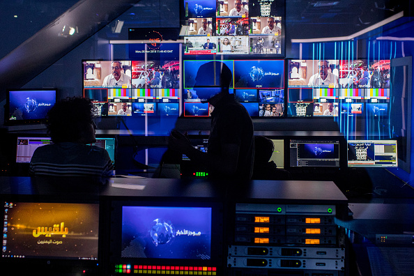 The Media「Inside Turkey's Expat Arab TV Stations」:写真・画像(1)[壁紙.com]