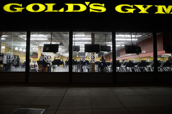 Gym「Coronavirus Pandemic Causes Climate Of Anxiety And Changing Routines In America」:写真・画像(14)[壁紙.com]
