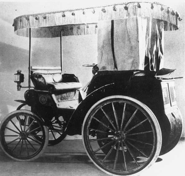 ダイムラーAG「Early Daimler」:写真・画像(8)[壁紙.com]