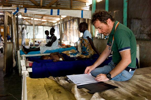 Tom Stoddart Archive「Red Cross Hospital In South Sudan」:写真・画像(9)[壁紙.com]