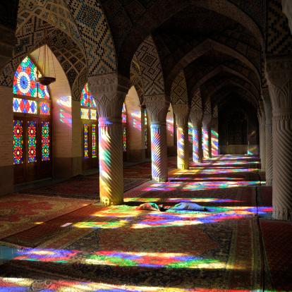 Shiraz「Nasir al-Mulk Mosque, Shiraz, Iran」:スマホ壁紙(8)