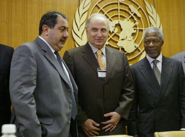 Iraqi Governing council「Heads Of State Gather For Second Day At UN 」:写真・画像(8)[壁紙.com]