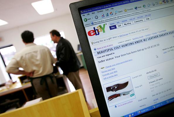 Internet「Retail Meets E-Commerce At Brick-And-Mortar eBay Store」:写真・画像(6)[壁紙.com]