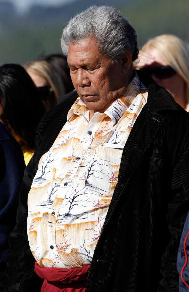 New Zealand Warriors「Memorial Service Held For Sonny Fai」:写真・画像(18)[壁紙.com]