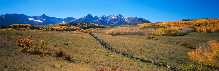 Uncompahgre National Forest「Autumn in the Rockies」:スマホ壁紙(9)