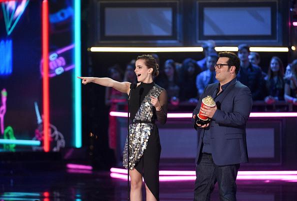 エマ・ワトソン「2017 MTV Movie And TV Awards - Show」:写真・画像(1)[壁紙.com]
