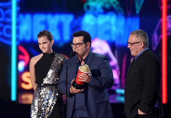 エマ・ワトソン「2017 MTV Movie And TV Awards - Show」:写真・画像(3)[壁紙.com]