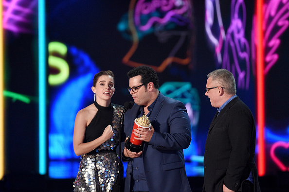 エマ・ワトソン「2017 MTV Movie And TV Awards - Show」:写真・画像(0)[壁紙.com]