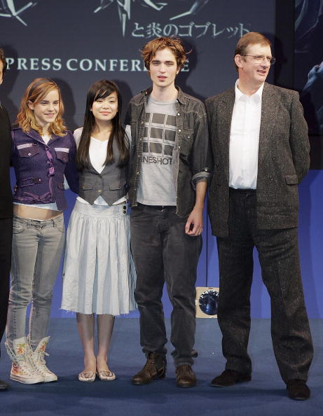 ロバート・パティンソン「'Harry Potter And The Goblet Of Fire' Press Conference In Tokyo」:写真・画像(19)[壁紙.com]