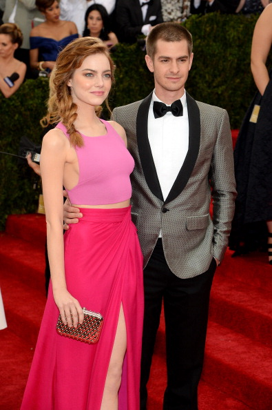 "Emma Stone「""Charles James: Beyond Fashion"" Costume Institute Gala - Arrivals」:写真・画像(3)[壁紙.com]"