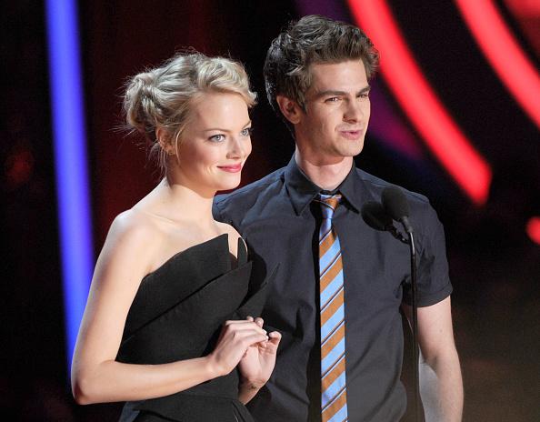 Andrew Garfield「2012 MTV Movie Awards - Show」:写真・画像(9)[壁紙.com]