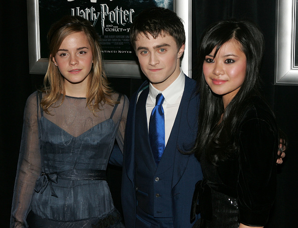 エマ・ワトソン「Warner Bros. Pictures Premiere Of 'Harry Potter & The Goblet Of Fire'」:写真・画像(4)[壁紙.com]