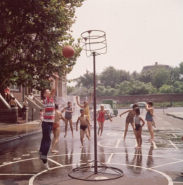 バスケットボール「Street Games」:写真・画像(9)[壁紙.com]