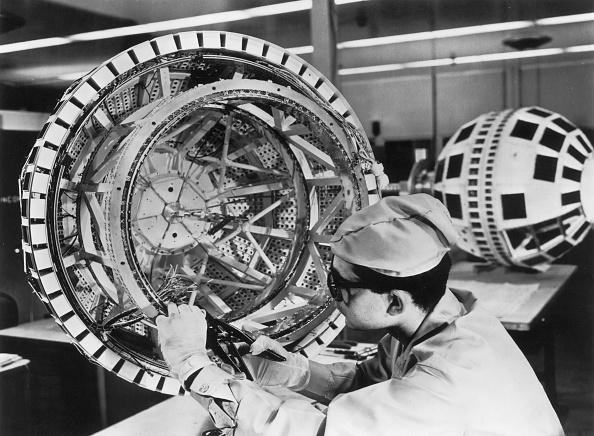 Space Mission「Preparing Telstar」:写真・画像(15)[壁紙.com]