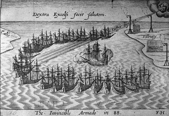 スペイン文化「The Armada」:写真・画像(1)[壁紙.com]