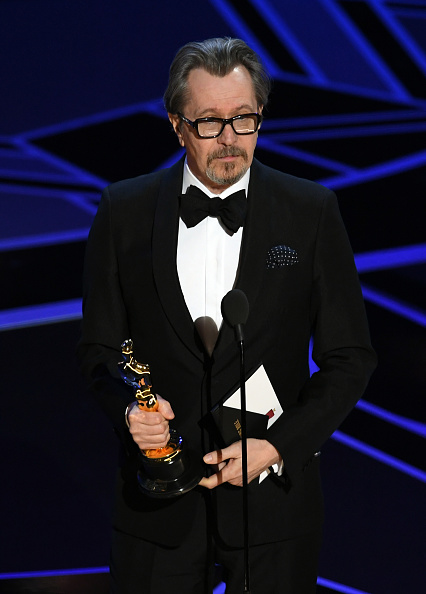 Best Actor「90th Annual Academy Awards - Show」:写真・画像(10)[壁紙.com]