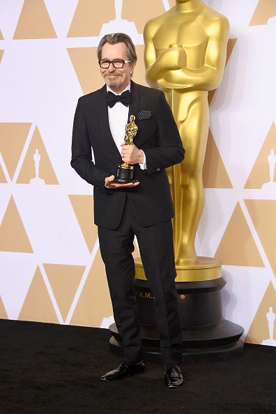 Best actor award「90th Annual Academy Awards - Press Room」:写真・画像(9)[壁紙.com]