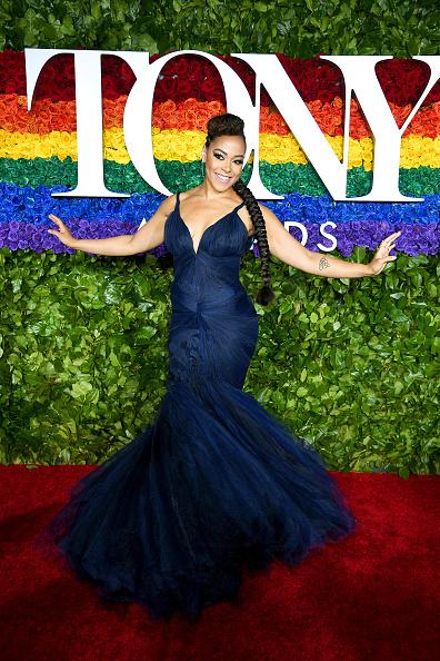 Mermaid Dress「73rd Annual Tony Awards - Red Carpet」:写真・画像(13)[壁紙.com]