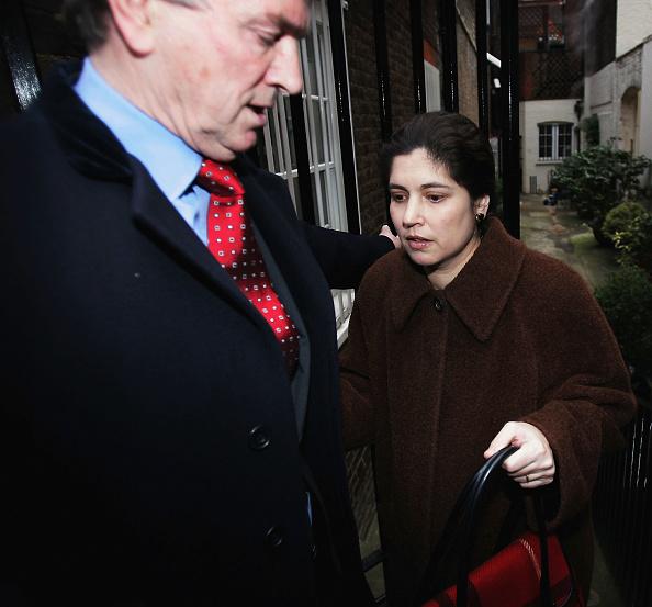 Graeme Robertson「David Blunketts Former Lover Leaves Her Home」:写真・画像(4)[壁紙.com]