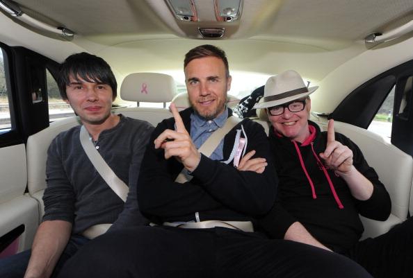 Breast「Chris Evans & Celebrity Friends Launch FAB1 Million」:写真・画像(11)[壁紙.com]
