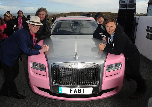 Breast「Chris Evans & Celebrity Friends Launch FAB1 Million」:写真・画像(15)[壁紙.com]