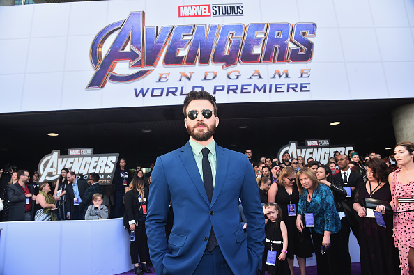 "Premiere Event「Los Angeles World Premiere Of Marvel Studios' ""Avengers: Endgame""」:写真・画像(15)[壁紙.com]"